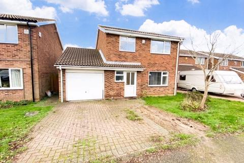 3 bedroom detached house for sale - Mapperley Drive, Wakes Meadow, Northampton