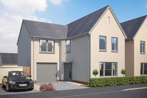 Linden Homes - White Rock - Plot 67, The Hanbury  at Coverdale Phase 2, Luscombe Road TQ3