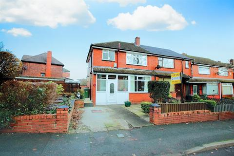 3 bedroom end of terrace house for sale - Lydgate Drive, Oldham