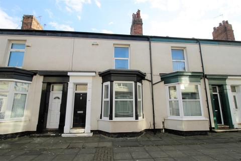 2 bedroom terraced house to rent - Egglestone Terrace, Stockton-On-Tees
