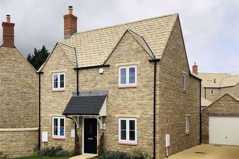 3 bedroom detached house for sale - Cherwell Rise, Tackley
