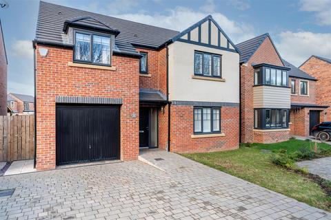 4 bedroom detached house to rent - Collier Gardens, Hazelrigg, Havana Park NE13 7