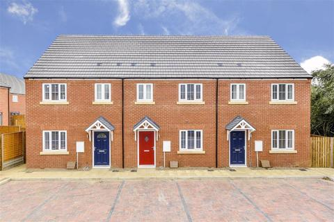 3 bedroom terraced house for sale - Ash Meadow, Thurston Drive, Kettering