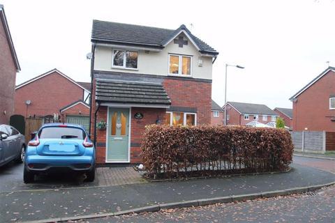 3 bedroom detached house for sale - Haslington Road, Peel Hall Estate, Wythenshaw