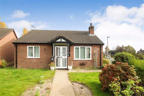 2 bedroom detached bungalow for sale - Maes Uchaf, Llansantffraid