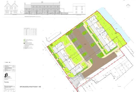 Plot for sale - Watling Street East, Towcester