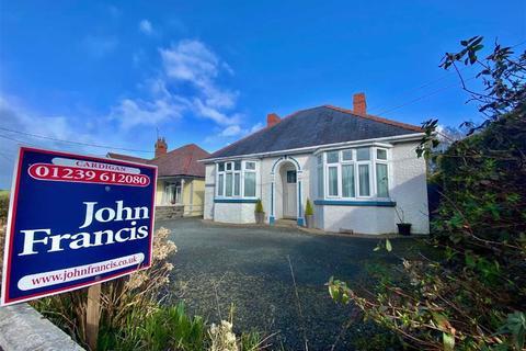 2 bedroom detached bungalow for sale - Tenby Road, Cardigan, Ceredigion
