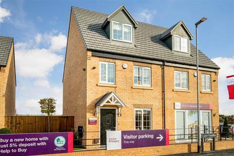 3 bedroom semi-detached house for sale - Plot The Braxton - 129, The Braxton - Plot 129 at Wheatley Hall Mews, Wheatley Hall Road DN2