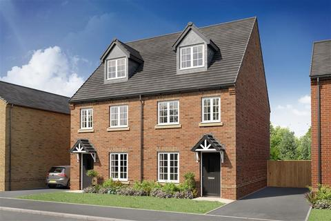 3 bedroom semi-detached house for sale - Plot The Braxton - 5, The Braxton - Plot 5 at Wheatley Hall Mews, Wheatley Hall Road DN2