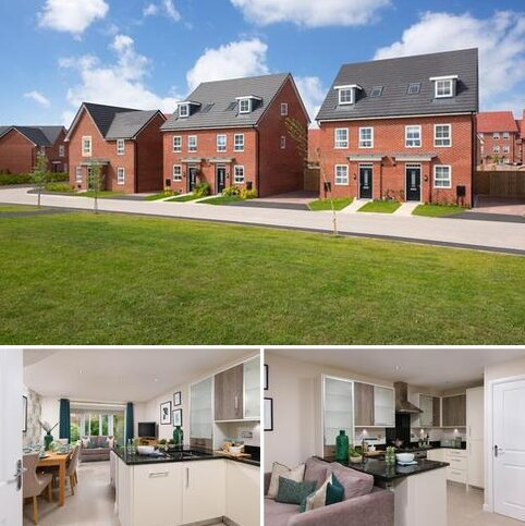 4 bedroom semi-detached house for sale - Plot 186, Helmsley at Highgate Park, Lytham Road, Warton, PRESTON PR4