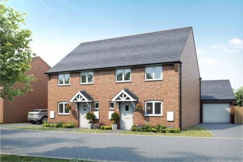 3 bedroom semi-detached house for sale - Plot 78, Barwick at Orchard Green @ Kingsbrook, Aylesbury Road, Bierton HP22