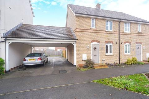 3 bedroom semi-detached house for sale - Margarita Gardens, Newton Leys, Milton Keynes, MK3