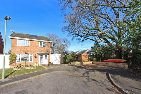 3 bedroom link detached house for sale - Stanford Rise, Sway, Lymington, SO41