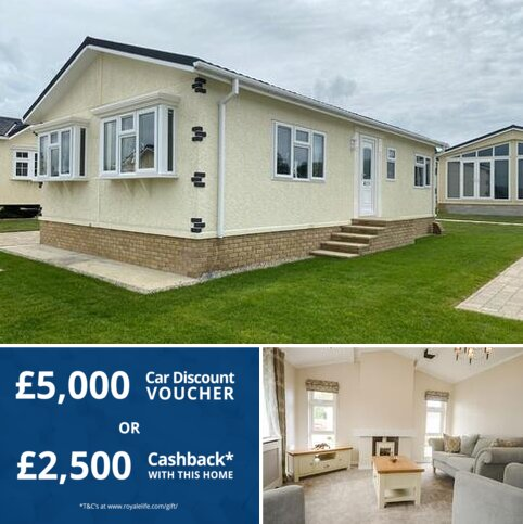 2 bedroom park home for sale - Bude, Cornwall, EX23