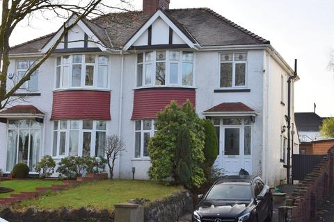 3 bedroom semi-detached house for sale - Clasemont Road, Morriston, Swansea, City and County of Swansea. SA6 6BT