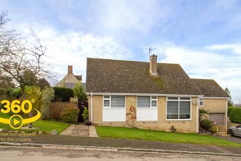3 bedroom bungalow for sale - Bridewell Close, North Leigh, Witney, OX29