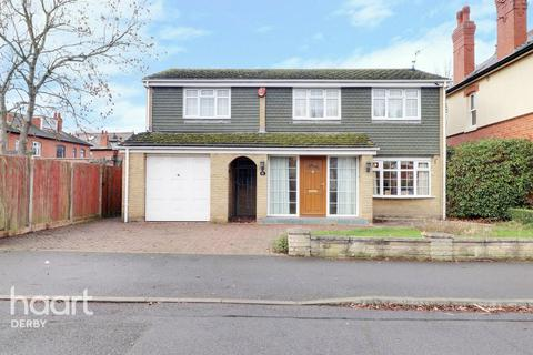 4 bedroom detached house for sale - Lindon Drive, Alvaston