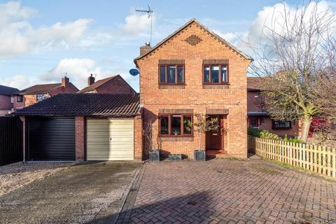 4 bedroom detached house for sale - Beckside, Elvington, York, YO41 4BE
