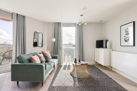 1 bedroom apartment for sale - Plot 64 Hale Works at Hale Works, Emily Bowes Court, Hale Village, Hale Village N17