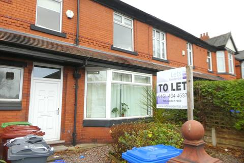 6 bedroom terraced house - Burton Road, Withington, Manchester