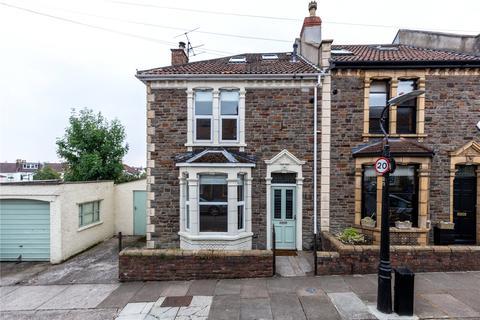 3 bedroom end of terrace house for sale - Hughenden Road, Horfield, Bristol, BS7