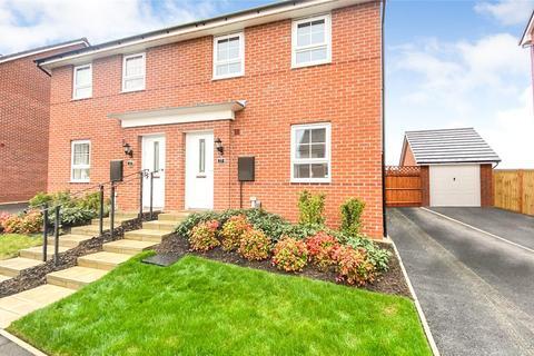 3 bedroom semi-detached house for sale - Pembroke Avenue, Grantham, NG31