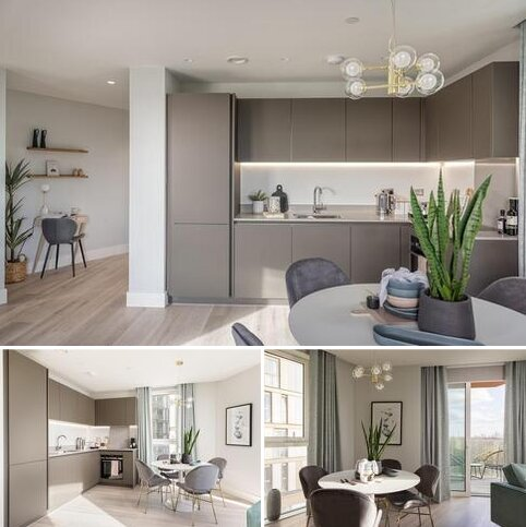 1 bedroom apartment for sale - Plot 161 Hale Works at Hale Works, Emily Bowes Court, Hale Village, Hale Village N17