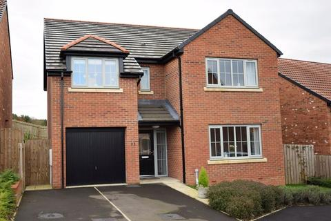 4 bedroom detached house for sale - Tyne View Close, Haydon Bridge