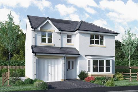 Miller Homes - Bothwellbank - The Blair - Plot 347 at Broomhouse, Off Muirhead Road G71