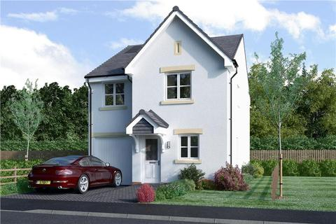 Miller Homes - Crofthead Maidenhill - Plot 562, The Elgin at The Boulevard, Boydstone Path G43