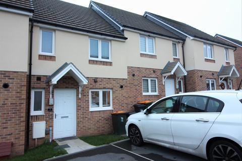 3 bedroom terraced house for sale - Elgar Close, Newport,