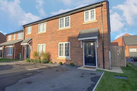 3 bedroom semi-detached house for sale - Corbydell Road, Larkfields, Saltburn-By-The-Sea