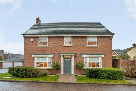 4 bedroom detached house for sale - Thruppence Close, Coventry