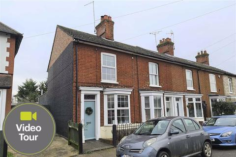 2 bedroom end of terrace house for sale - Plantation Road, Leighton Buzzard