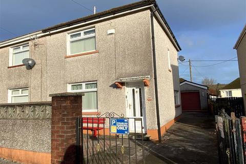 Trenant, Hirwaun, Hirwaun Aberdare. 3 bedroom semi-detached house for sale