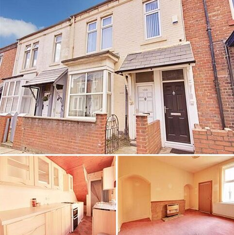 1 bedroom flat for sale - Marlborough Street South, South Shields, Tyne And Wear