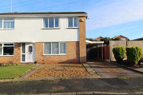 3 bedroom house for sale - Stoneybrook Leys, Wombourne, Wolverhampton
