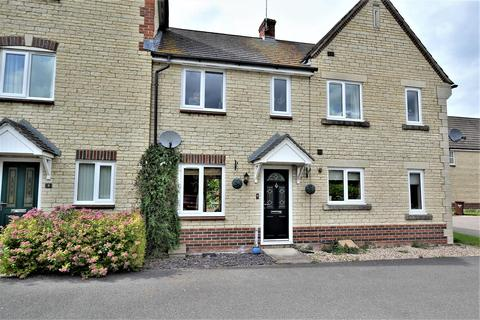 2 bedroom terraced house for sale - Woodpecker Close, Bicester