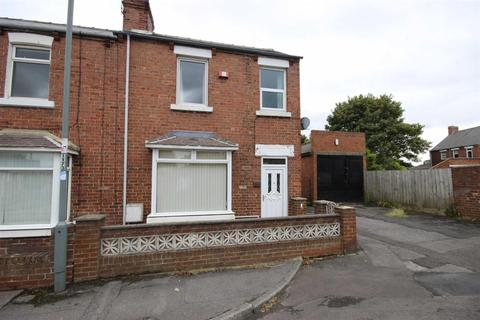 3 bedroom end of terrace house to rent - Edward Street, Gilesgate