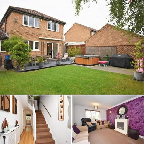 4 bedroom detached house for sale - Longwood Link, York, YO30 4UG