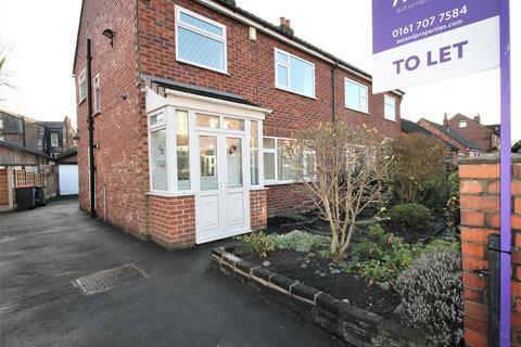 3 bedroom semi-detached house to rent - Snowdon Road, Ellesmere Park, Manchester