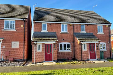 3 bedroom semi-detached house for sale - Field View Close, Huncote.