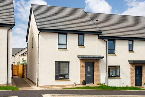 3 bedroom end of terrace house for sale - Plot 260, Coull at Barratt @ Heritage Grange, Frogston Road East, Edinburgh, EDINBURGH EH17