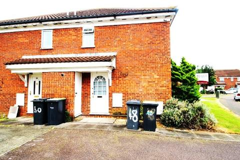 2 bedroom flat to rent - Milverton Green, Bramingham, Luton, LU3 3XS