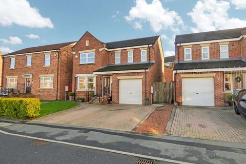 4 bedroom detached house for sale - Orchard Grove, Stanley, Durham, DH9 8NL
