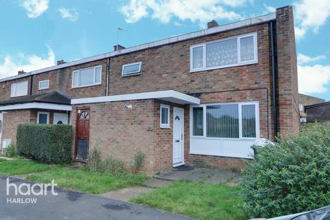 3 bedroom end of terrace house for sale - Longfield, Harlow