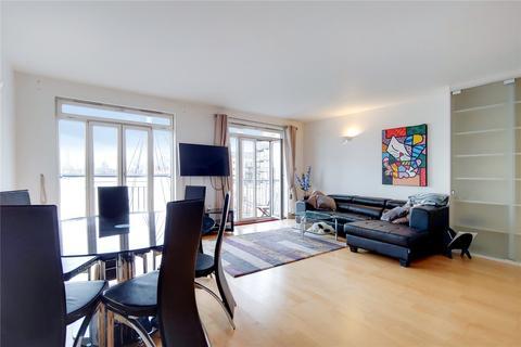 2 bedroom flat to rent - Dundee Wharf, 100 Three Colt Street, London, E14