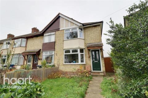 3 bedroom end of terrace house to rent - Brampton Road, Cambridge