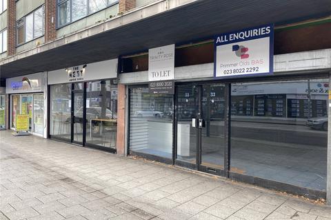 Retail property (high street) to rent - London Road, Southampton, SO15