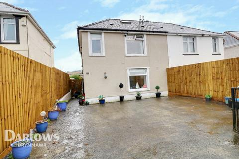 3 bedroom semi-detached house for sale - Glanffrwd Terrace, Ebbw Vale